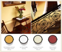 Colorfully, BEHR :: Hacienda Style