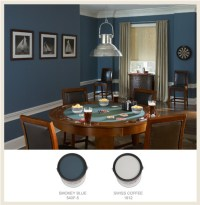 Colorfully, BEHR :: The Man Cave