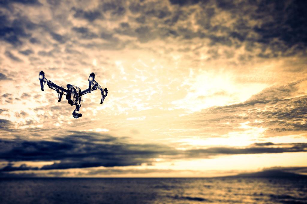 B-L-D Inspections drone