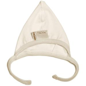 white baby Bonnet for atopic skin and skin problems