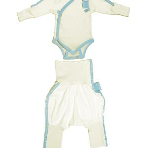 luxurious baby Clothing Gift Set organic cotton bodysuit baby pants