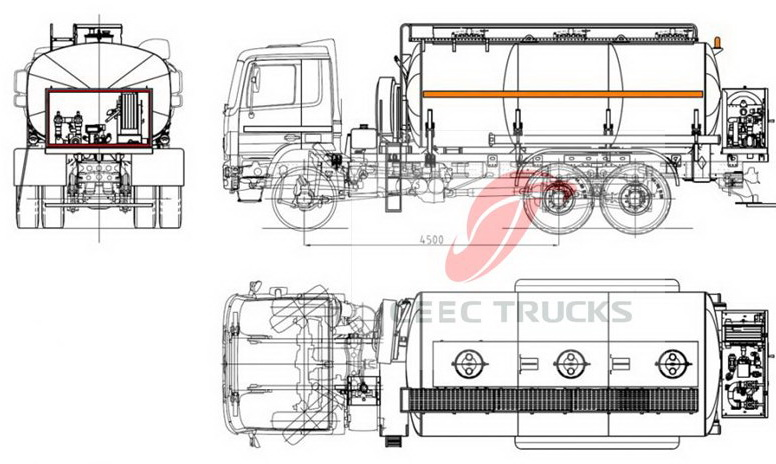 Buy Best Beiben 2527 Fuel Tanker Truck,Beiben 2527 Fuel