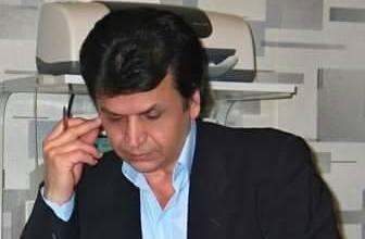 """صورة عار على أمةٍ يَحكمُها الرُعاع """"الدكتور وسام جواد"""""""