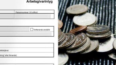 صورة معلومات هامة جداً : حول التعويض من صندوق البطالة عن العمل a-kassan في السويد