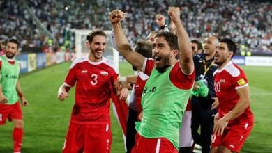 صورة المنتخب السوري يواجه المنتخب الاسترالي . . و صراع التأهل في ماليزيا
