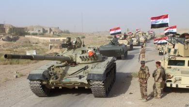 """صورة إقليم كردستان : يتهم حكومة """"العبادي"""" بالتحضير لهجوم كبير ضده"""