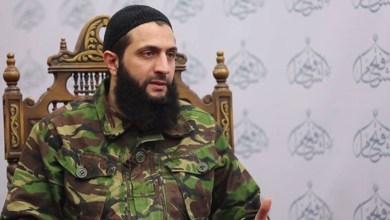 """صورة روسيا أعلنت أن """"الجولاني"""" في حال حرجة و """"هيئة تحرير الشام""""  . . تنفي"""