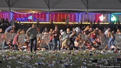 """صورة أمريكا : قتلى و جرحى في هجوم في """"لاس فيغاس"""""""