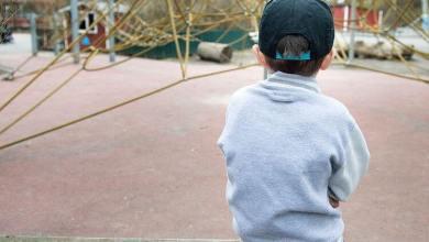 صورة أكثر من الف طفل يعيش بدون مأوى في مدينة مالمو