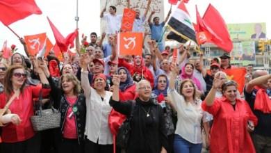 صورة تحالف الحزب الشيوعي العراقي مع حزب الصدر يربك الائتلافات المدنيّة