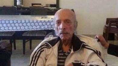 صورة أنباء عن وفاة الشاعر الكبير مظفر النواب
