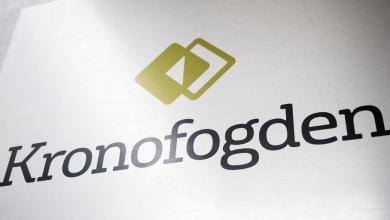 صورة المولدون خارج السويد علئ رأس سجلات مصلحة جباية الديون