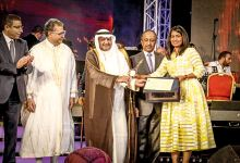 صورة البحرينية إيناس يعقوب تخطو نحو العالمية