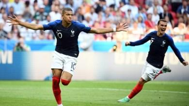 صورة مونديال 2018: فرنسا الى ربع النهائي بفوز على الأرجنتين 4-3