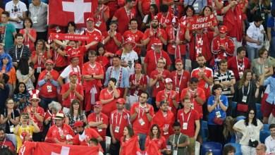 صورة مونديال 2018: سويسرا الى ثمن النهائي لمواجهة السويد
