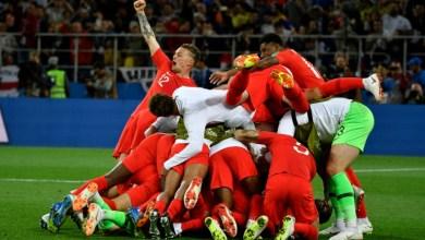 صورة مونديال 2018: انكلترا الى ربع النهائي بركلات الترجيح