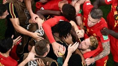 صورة مونديال 2018: بديلا مارتينيز يضعان بلجيكا في ربع النهائي ضد البرازيل