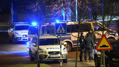 صورة انفجار في هلسينغبوري والاضرار المادية
