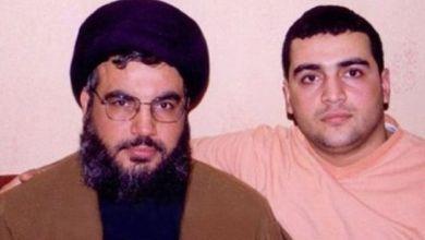 """صورة جواد حسن نصر الله """"إرهابي عالمي"""""""