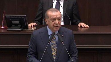 صورة أردوغان يعلن أنه سيطهر شرقي الفرات من الإرهابين