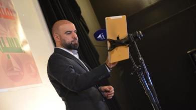 صورة مأمون النطاح يتألق في أمسية شعرية بالعاصمة الدنماركية كوبنهاكن!