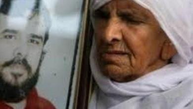 صورة فارس بارود يلفظ أنفاسه الأخيرة في السجون الاسرائيلية نتيجة الإهمال الطبي