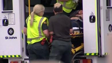 صورة منفذ هجوم نيوزلندا من المعجبين بترامب