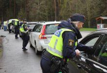 """صورة إصابة ثمانية أشخاص بسكين في اعتداء يشتبه بأنه """"إرهابي"""" في السويد- (صور)."""