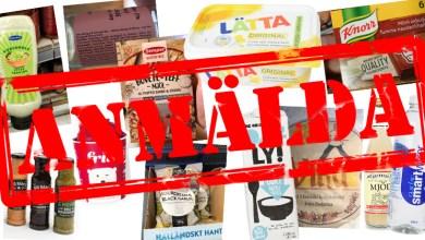 صورة السويد: الأعلان عن أكثر المنتجات الغذائية خداعاً لهذا العام