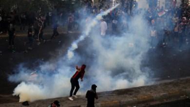 صورة من هم المندسون في مظاهرات العراق ومن هم قتلة المنتفضين؟