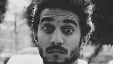 صورة توفي صباح اليوم في سجن تحقيق طرة الفنان الشاب شادي حبش.