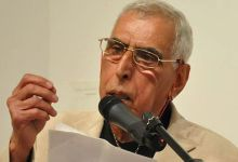 صورة رحيل الشاعر العراقي سعدي يوسف عن 87 عاما.