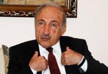 صورة حوار مع محمود عثمان .