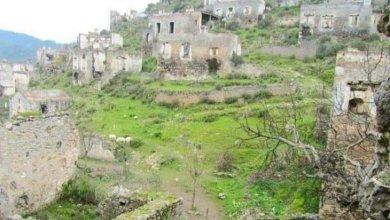 صورة قرية أشباح لبنانيّة: مات سكانها في عرض البحر هل سمعتم بقرية الأشباح؟