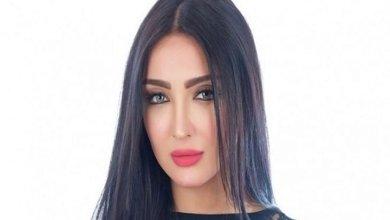 صورة الممثلة التونسية سامية الطرابلسي .