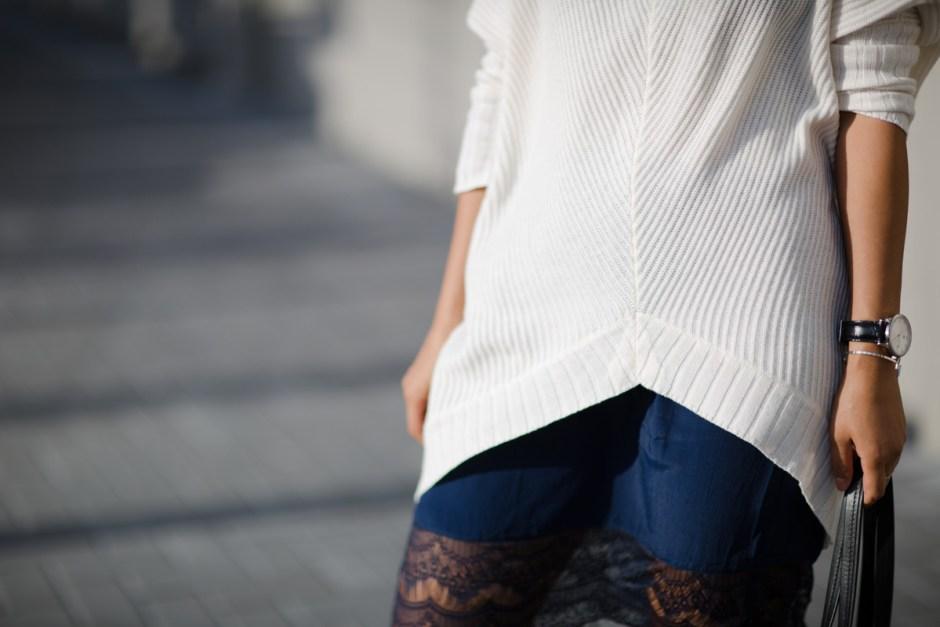 Pol Oversized Knit Lace Skirt Converse Celine Cabas Beige Renegade-4 copy