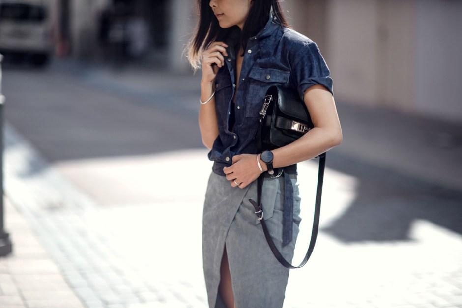 Double Suede Asos HM Studio AW15 Proenza Schouler PS11 Tonal Outfit-9 copy