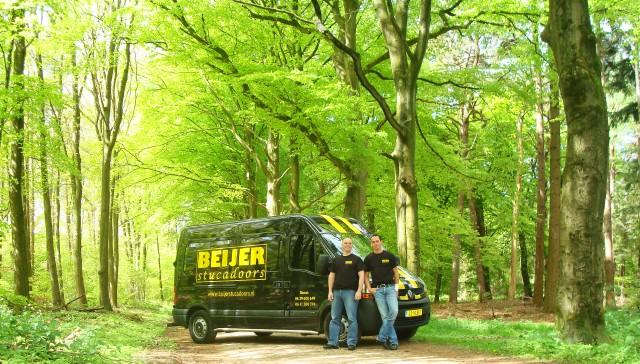 Gebroeders Raymond & Jeffrey Beijer