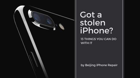 Fix Unlock Blacklisted iPhone