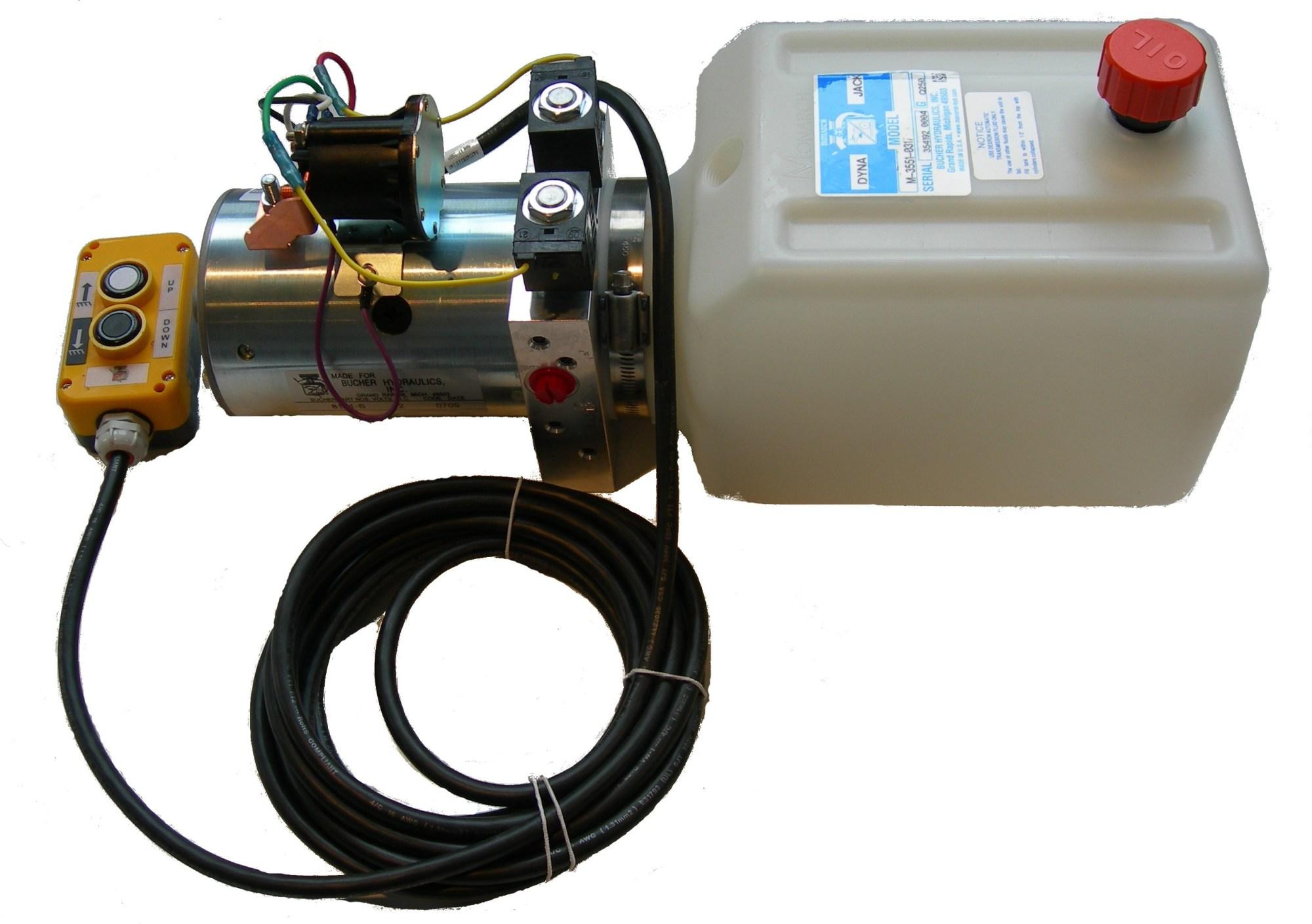 hight resolution of monarch 12 volt dc power unit