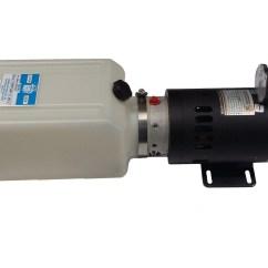 12v Hydraulic Pump Wiring Diagram Hpm Exhaust Fan Monarch 12 Volt