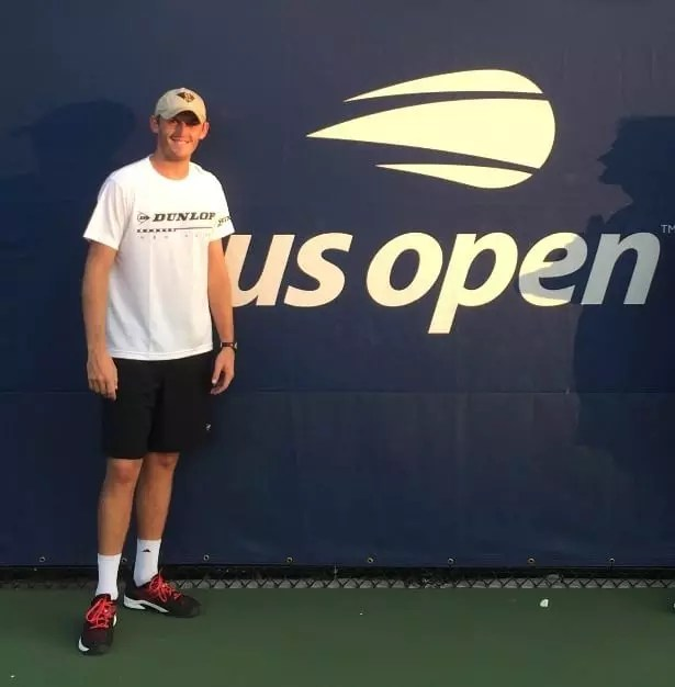 Episode 22 – Podcast with Tennis Professional Rob Galloway