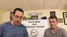 S.2 1/2, Ep. 18 – Court-Side with Beilinson Tennis: Kyrgios, Rome, NCAAs and Rafa
