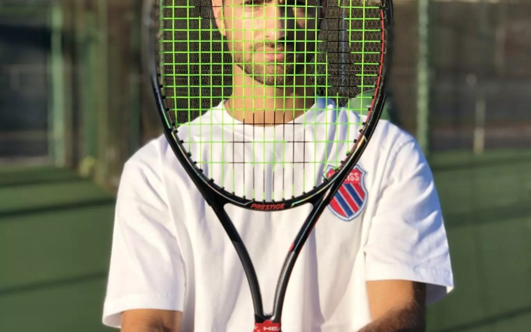 Episode 40 – Guest Noah Rubin joins Court-Side with Beilinson Tennis