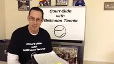 S. 2 1/2, Ep. 22 – Court-Side with Beilinson Tennis – College, Pros and a Golf Shout-Out