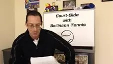 S. 2 1/2, Ep. 32 – Court-Side with Beilinson Tennis – US Open Preview