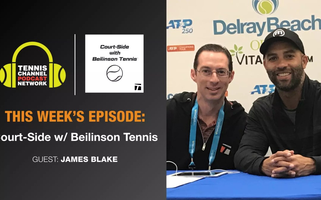 Episode 63 – Podcast with James Blake