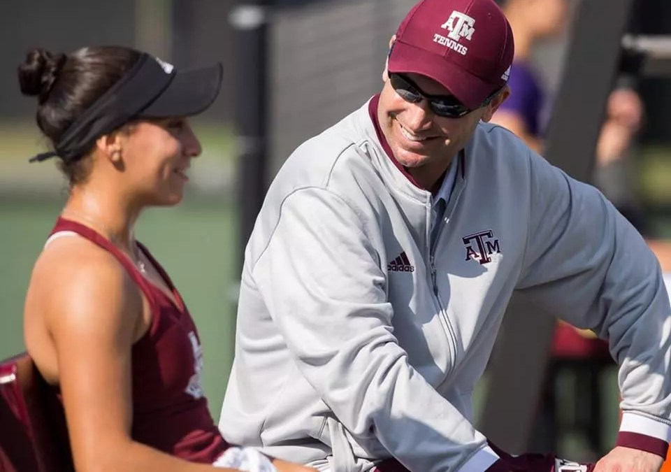 Episode 87 – Podcast with Texas A&M Women's Head Coach Mark Weaver