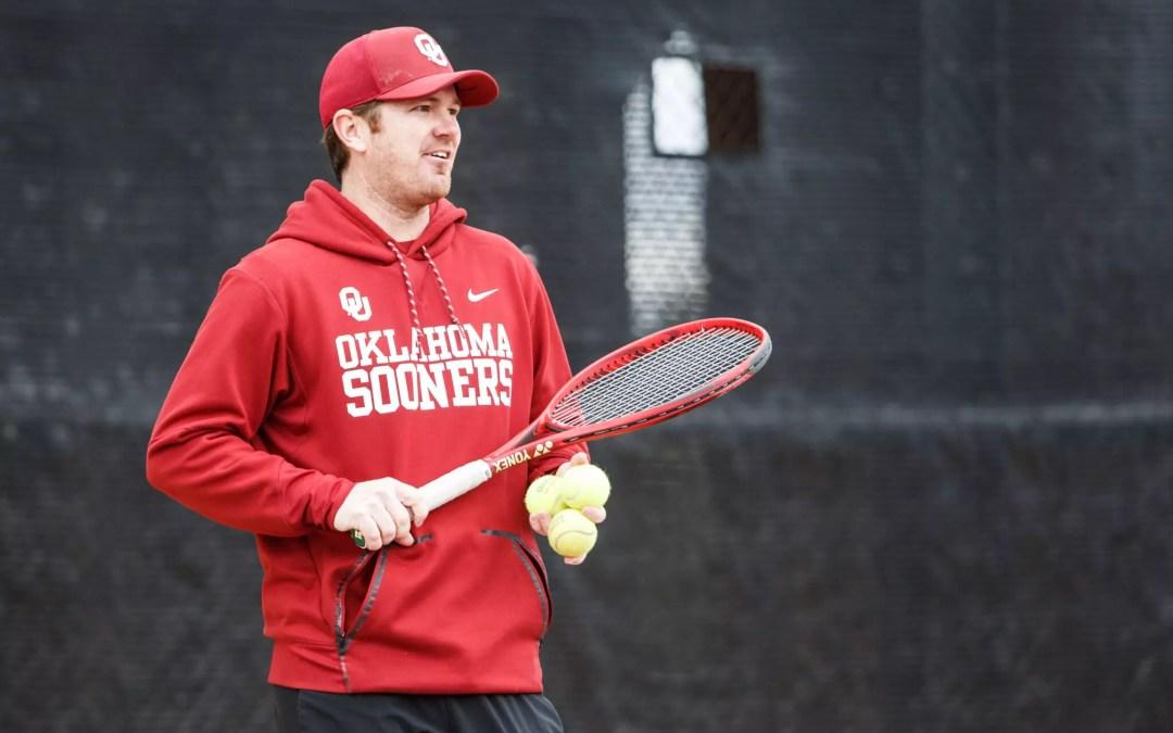 Episode 103 – OU Men's Head Tennis Coach Nick Crowell