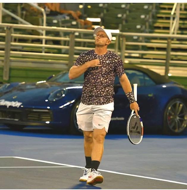 Episode 110 – Former Top 70 Tennis Professional Jesse Levine